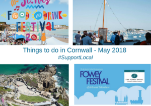 Things to do in Cornwall - December 2017